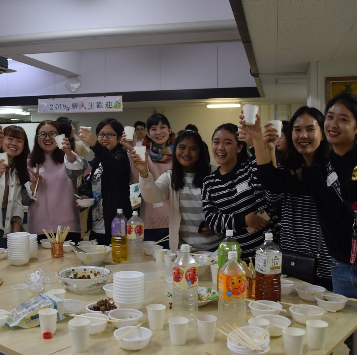 4月26日 新入生歓迎会を開催