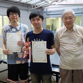 7月28日 卓球大会を開催